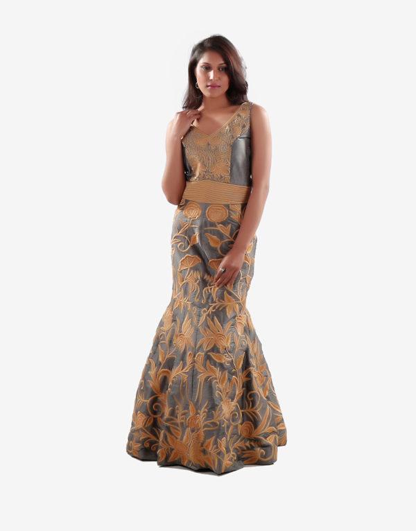 Abendkleider Archives - Godwit Khadi